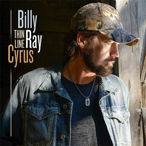 CD Cover: Billy Ray Cyrus - Thin Line
