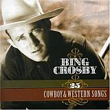 CD-Cover Bing Crosby - 25 Cowboy and Western Songs