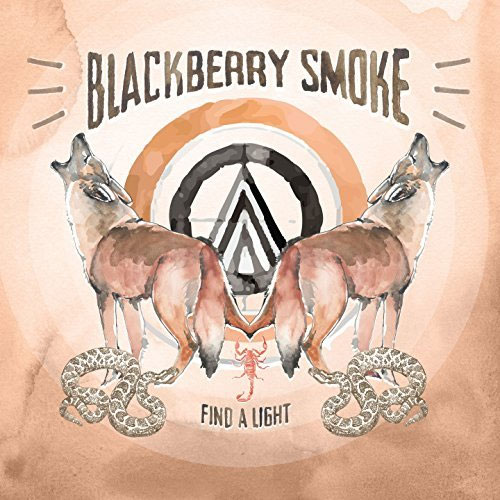 CD Cover: Blackberry Smoke - Find a Light