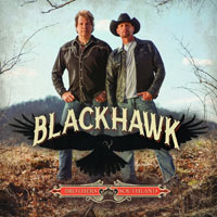 CD Cover: Blackhawk - Brothers of the Southland