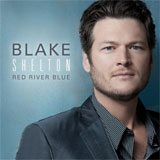 CD Cover: Blake Shelton - Red River Blue