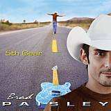 CD Cover Brad Paisley - 5th Gear
