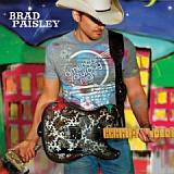 CD Cover: Brad Paisley - American Saturday Night