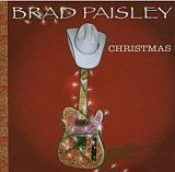 CD Cover Brad Paisley - Christmas