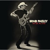CD Cover: Brad Paisley - Hits Alive