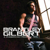 CD Cover: Brantley Gilbert - Modern Day Prodigal Son