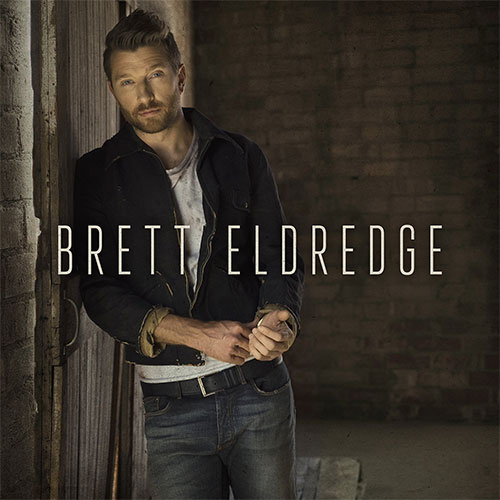 CD Cover: Brett Eldredge - Brett Eldredge