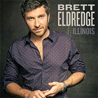 CD Cover: Brett Eldredge - Illinois