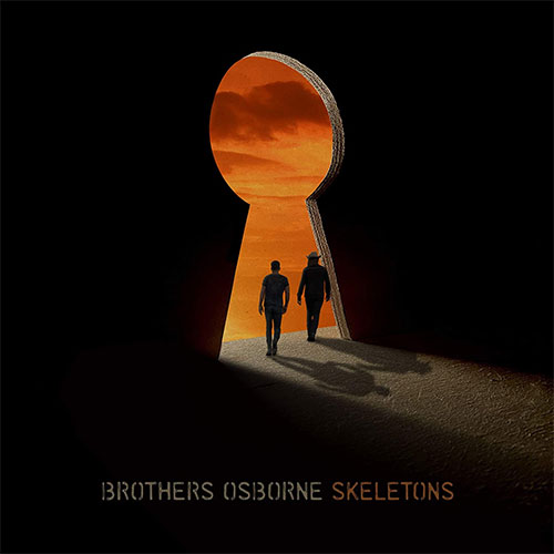 CD Cover: Brothers Osborne - Skeletons