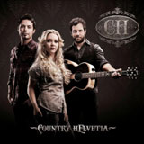 CD Cover: C.H. - Country Helvetia