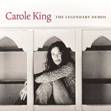 CD Cover: Carole King - The Legendary Demos