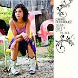 CD Cover Carrie Rodgriguez - Seven Angels on a Bicycle