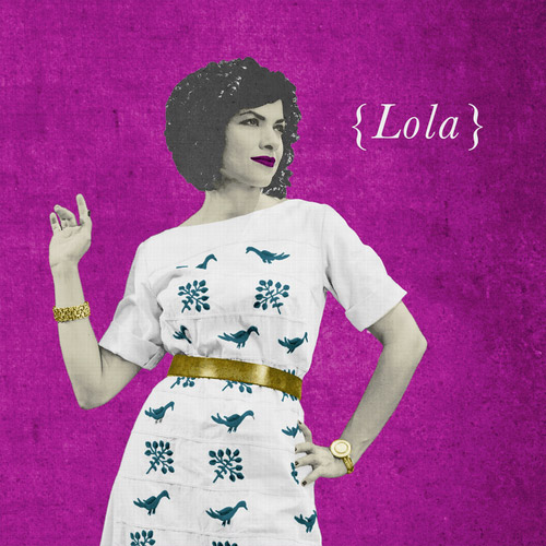 CD Cover: Carrie Rodriguez & The Sacred Hearts - Lola