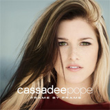 CD Cover: Cassadee Pope - Frame By Frame