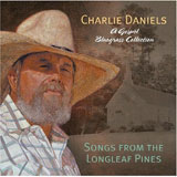 CD Cover Charlie Daniels - Songs From The Longleaf Pines - A Gospel Bluegrass Collection