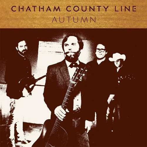 CD Cover: Chatham County Line - Autumn