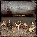 CD-Cover Cherryholmes - III Don't Believe