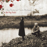 CD Cover Chip Taylor & Carrie Rodriguez - Red Dog Tracks