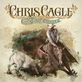 CD Cover: Chris Cagle - Back in the Saddle
