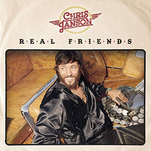CD Cover: Chris Jansen - Real Friends