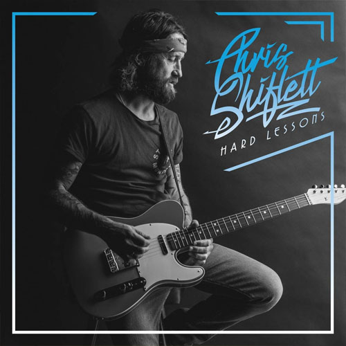 CD Cover: Chris Shiflett - Hard Lessons