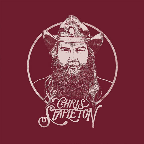 CD Cover: Chris Stapleton - From A Room, Volume 2