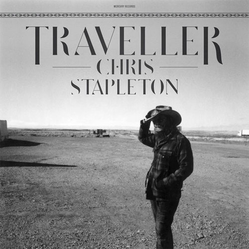 CD-Cover: Chris Stapleton - Traveller