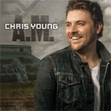 CD Cover: Chris Young - A.M.
