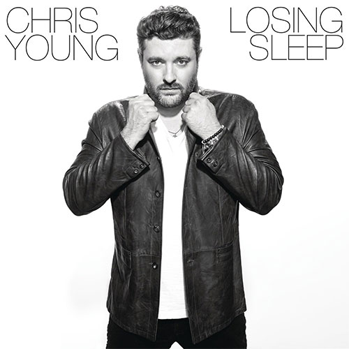 CD Cover: Chris Young - Losing Sleep