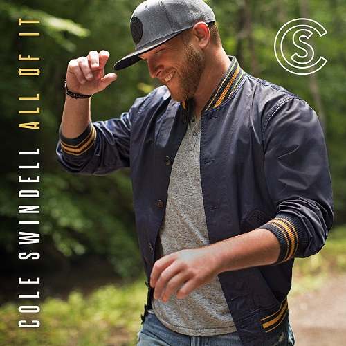 CD Cover: Cole Swindell - All of It