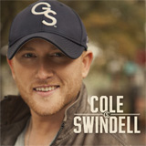 CD Cover: Cole Swindell - Cole Swindell