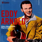 CD Cover: Complete Country - Eddie Arnold
