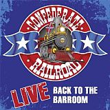 CD Cover: Confederate Railroad - Live Back To The Barroom