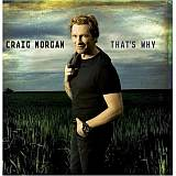 CD Cover Craig Morgan - That's Why