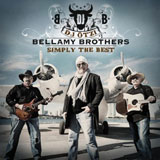CD Cover: DJ Ötzi & Bellamy Brothers - Simply the Best
