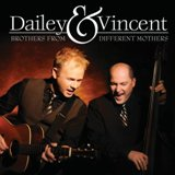 CD Cover: Daily & Vincent - Brothers From Different Mothers