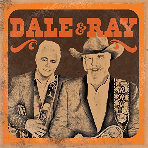 CD Cover: Dale Watson & Ray Benson - Dale & Ray