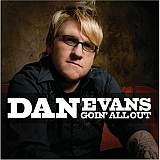 CD-Cover <b>Dan Evans</b> - Goin' All Out - DanEvans-GoinAllOut