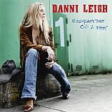 CD Cover Danni Leigh - Masqerade of a Fool