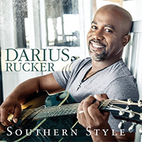 CD Cover: Darius Rucker - Southern Style