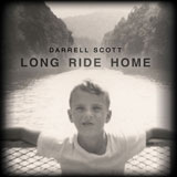 CD Cover: Darrell Scott - Long Ride Home