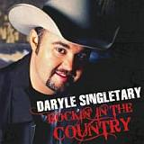 CD Cover: Daryle Singletary - Rockin In The Country