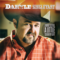 CD Cover: Daryle Singletary - There's Still a Little Country Left