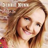 CD Cover: Debbie Nunn - Here For You