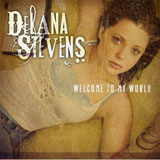 CD Cover Delana Stevens - Welcome To My World