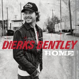 CD Cover: Dierks Bentley - Home