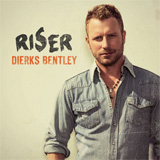 CD Cover: Dierks Bentley - Riser