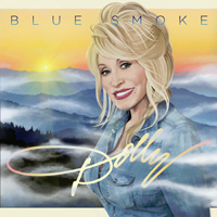CD Cover: Dolly Parton - Blue Smoke
