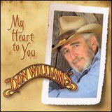 CD Cover Don Williams - My Heart to You