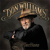 CD Cover: Don Williams - Reflections